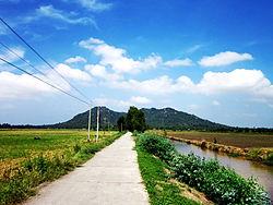 Địa danh Việt Nam mang thành tố Ba