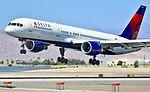 N557NW Delta Air Lines 2002 Boeing 757-251 C-N 33393 (7185758471).jpg