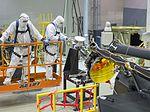 NASA's James Webb Space Telescope Secondary Mirror Installed (25528016371).jpg