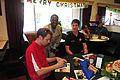 NASCAR racers tour Guantanamo Bay 111213-A-FS963-012.jpg