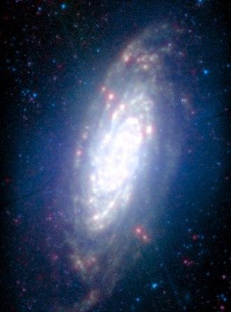NGC 3521 - Image: NGC 3521SST