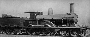 "New South Wales Z15 class locomotive - D.255 (Z15) Class ""Peacock High Flyer"""