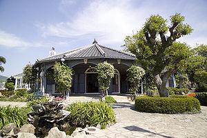 Thomas Blake Glover - Today's Glover-Garden, Nagasaki