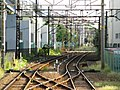 Nankai Shiomibashi Station platform - panoramio (8).jpg