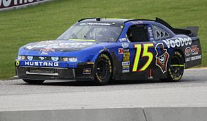 Timmy Hill - Hill racing at Road America in 2011