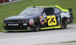 Alex Kennedy (racing driver) - Image: Nationwide 23 Alex Kennedy 2011 Road America Bucyrus 200