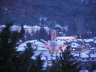 Navacerrada - Winter in Navacerrada