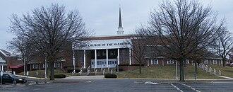 MidAmerica Nazarene University - The Chapel at MidAmerica.
