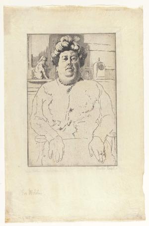 Wendela Boreel - Nellie Burton, by Wendela Boreel