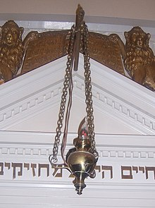 Sanctuary lamp - Wikipedia