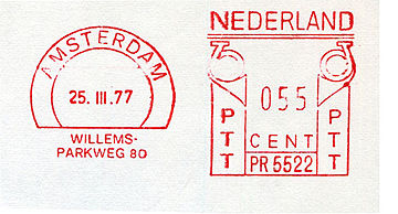 Netherlands stamp type N4.jpg
