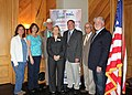 Nevada officials celebrate wastewater treatment project (8672785299).jpg