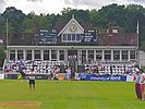 Tunbridge Wells Cricket Club's current pavilion