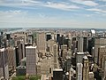 New York City view from Empire State Building 06.jpg