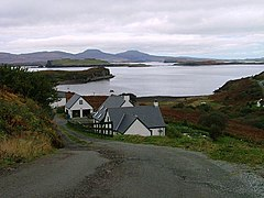 New house at Fiskavaig - geograph.org.uk - 1517288.jpg