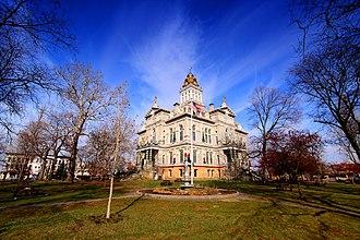Newark, Ohio - Licking County Courthouse
