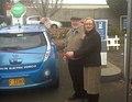 Newberg EV charging station opens (8167582816).jpg
