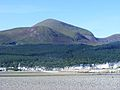 Newcastle and Slieve Donard from the beach.jpg