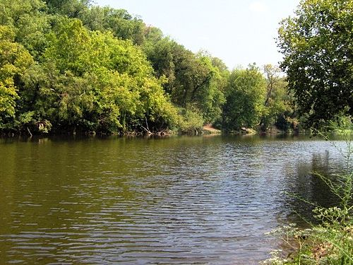 The case of Deaderick v. Oalds involved an action in trover for recovery of a log floated down a Tennessee River.