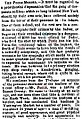 Newspaper article on the murder of William Poole ( Brooklyn Eagle, March 10, 1855).jpg