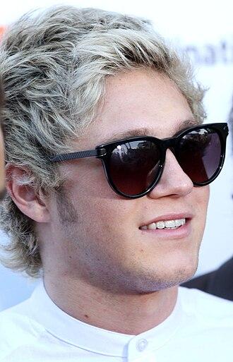 Niall Horan - Horan at the 2014 ARIA Music Awards, Sydney, 26 November 2014