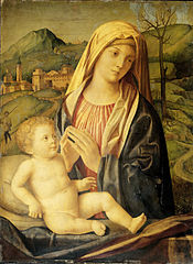 Mary and Christ child