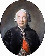 Portrait of Nicolas Beaujon (1718-1786)