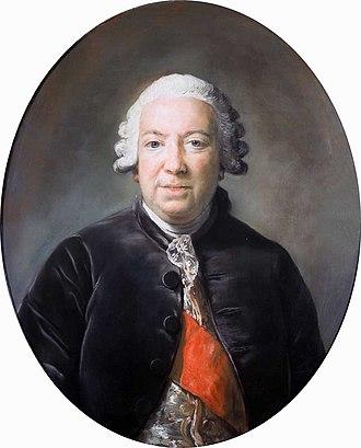 Nicolas Beaujon - Nicolas Beaujon, 1784