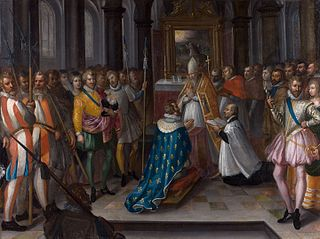 Abjuration of Henri IV
