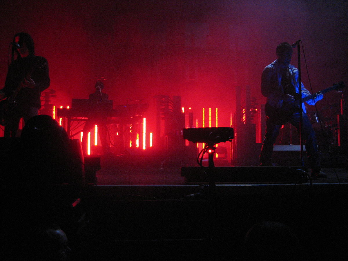 Дискография Nine Inch Nails — Википедия