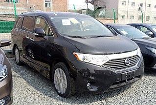 Nissan Quest Motor vehicle