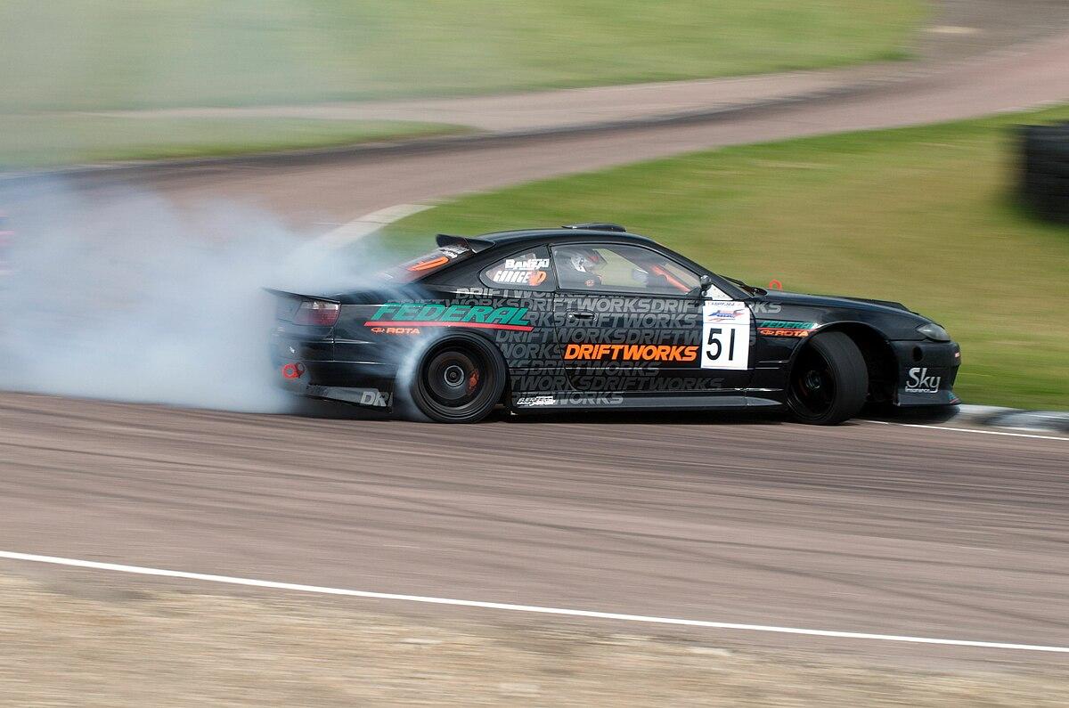 Px Nissan Silvia S Driftworks