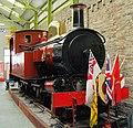 No. 16 Mannin (1926), Port Erin Railway Museum.jpg