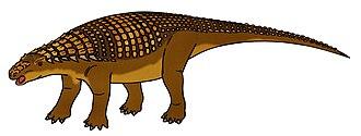 1889 in paleontology - Nodosaurus