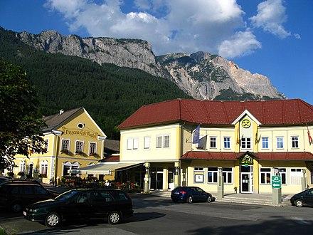 Tourismus Ntsch im Gailtal - Sehenswrdigkeiten - ViaMichelin
