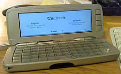 Image illustrative de l'article Nokia 9300