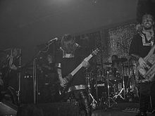 Nokturnal Mortum live.