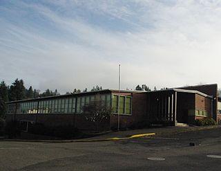 North Columbia Academy Public school in Rainier, , Oregon, United States