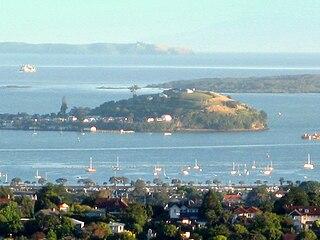 North Head, New Zealand headland in Devonport, New Zealand