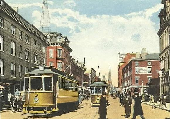 North Main Street, Fall River, MA