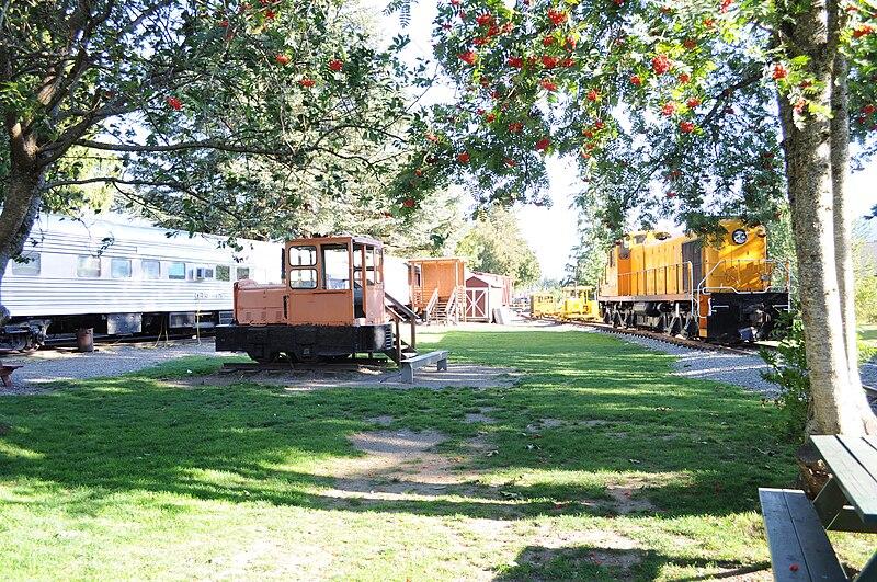 File:Northwest Railway Museum 01.jpg