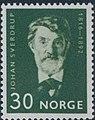 Norwegian stamp NK579 Johan Sverdrup.jpg