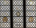 Norwich Cathedral, Stained glass window detail (48382337181).jpg