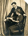 Noted playwrights Mr and Mrs Edgar Selwyn (SAYRE 13465).jpg