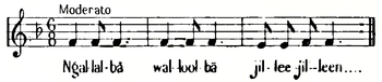 Notes on the Aborigines of New South Wales - Song 3.png