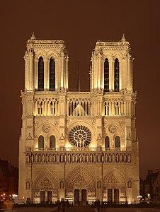 ノートルダム大聖堂 (パリ)'s relation image
