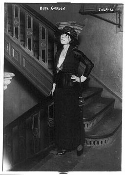 Nov 15 1919 Ruth Gordon