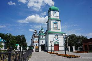 Novomoskovsk, Ukraine - Holy Trinity Cathedral