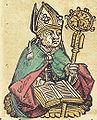 Nuremberg chronicles f 251r 1 (Antoninus florentinus).jpg