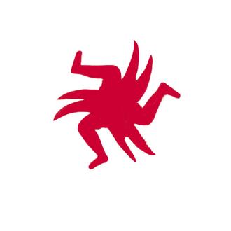 1890 Ottawa Hockey Club season - First logo of Ottawa Hockey Club. (based on logo of Ottawa Amateur Athletic Club)